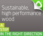 Accoya sustainable high performance wood image