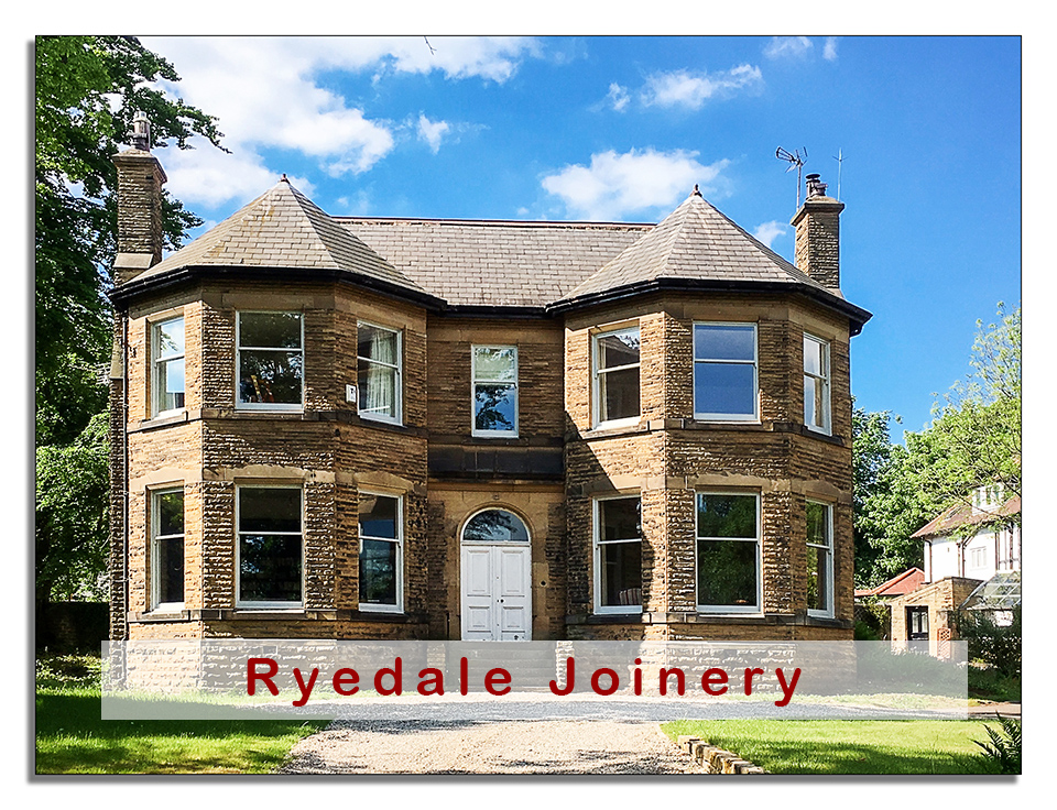 Sash windows upgraded by Ryedale Joinery